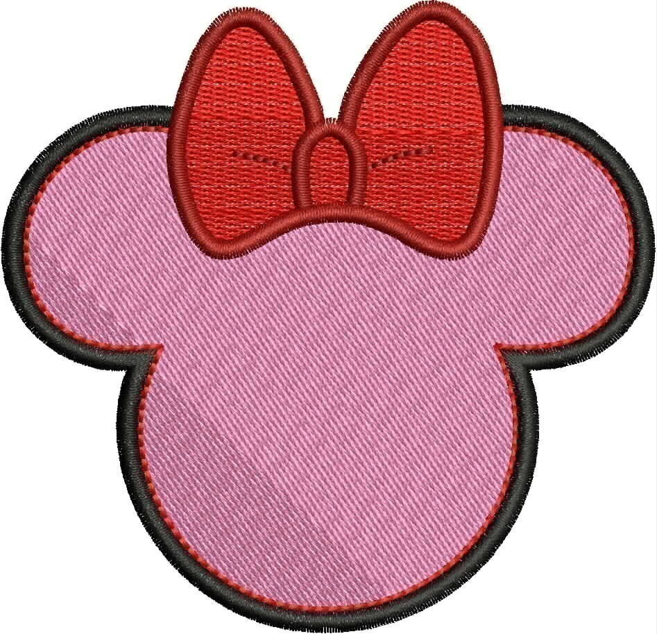 Minnie mouse head silhouette printable at getdrawings free for 947x913 best photos of minnie mouse ears template maxwellsz