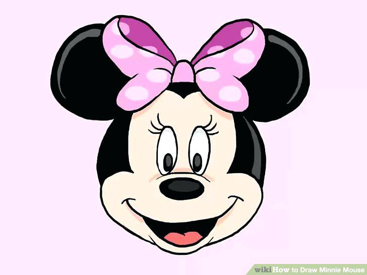 728x546 minnie mouse head outline – forka.info
