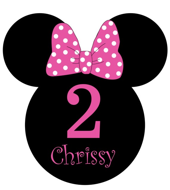 570x637 Minnie Mouse Ears Silhouette Clipart