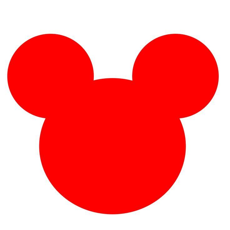 736x736 Mickey Mouse Face Clipart 101 Clip Art