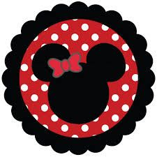 225x225 Banner De Minnie Mouse Roja Minnie Mouse Minnie