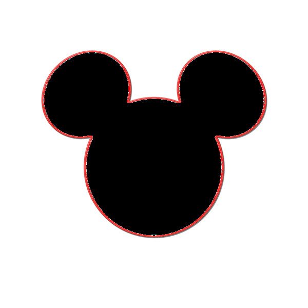 Minnie Mouse Silhouette Printable At Getdrawings Free For