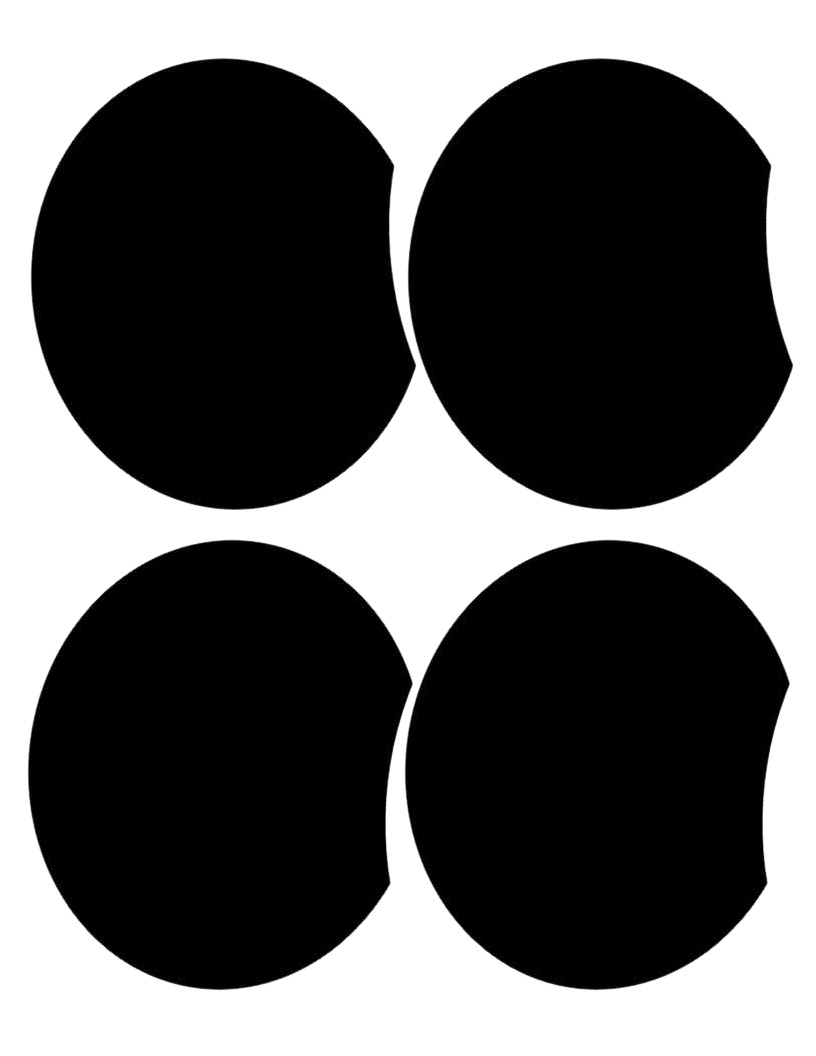 816x1056 23 Images Of Minnie Mouse Ears Silhouette Template
