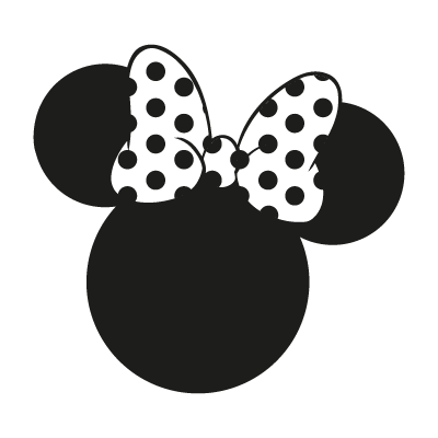 400x400 Minnie Mouse (Disney) Vector At Louis Cards!!