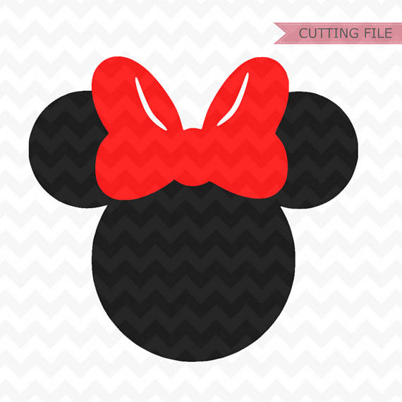 570x570 Minnie Mouse Svg Instant Download Minnie Mouse Head Vector