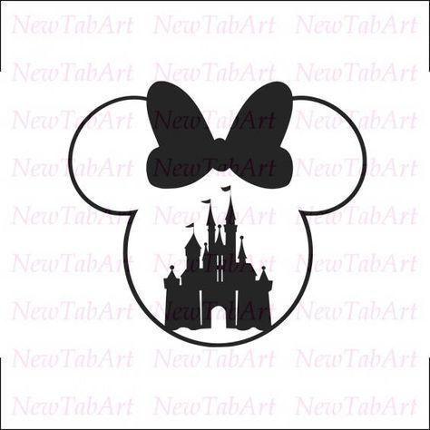 474x474 Disney Svg Minnie Mouse Svg Disney Castle Svg Minnie Mouse Head