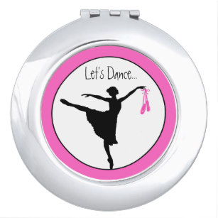 307x307 Silhouette Compact Mirrors Amp Makeup Tools Zazzle.co.uk