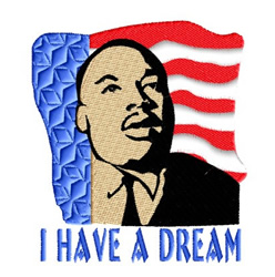 248x250 Martin Luther King Jr Designs For Embroidery Machines