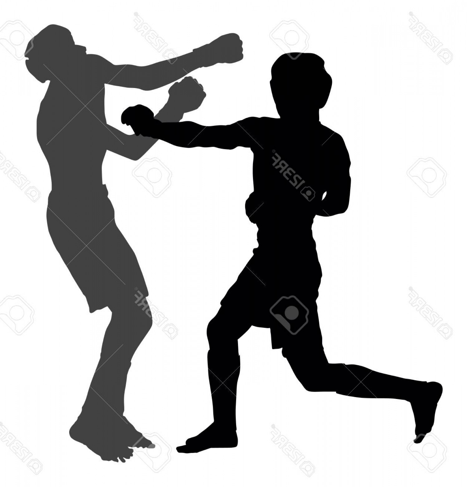 1497x1560 Vector Mma Kick Lazttweet