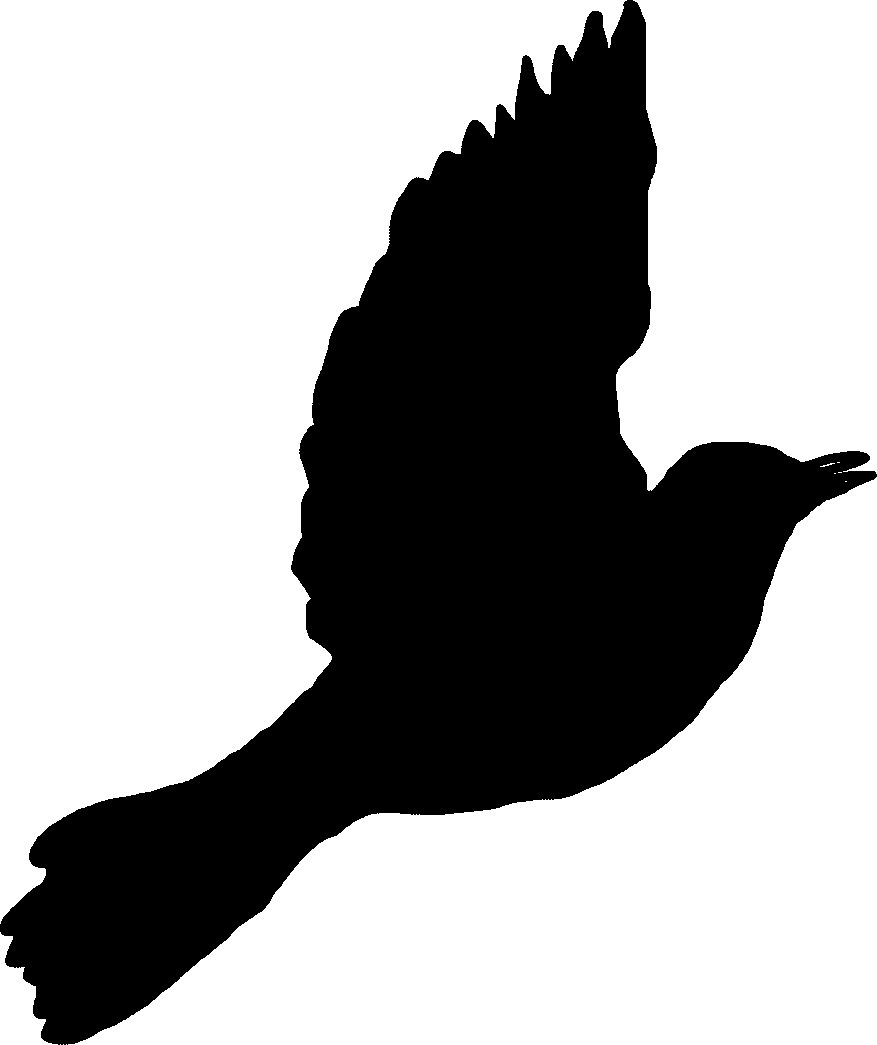 877x1045 TomCharlesworth Mocking Bird Silhouettes For Sleeve Quilts