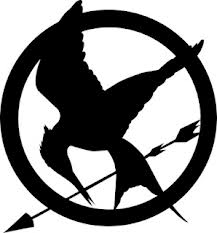 217x233 Hunger Games Silhouette