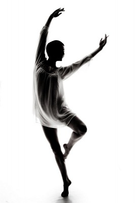 266x400 Contemporary Dancer Clipart