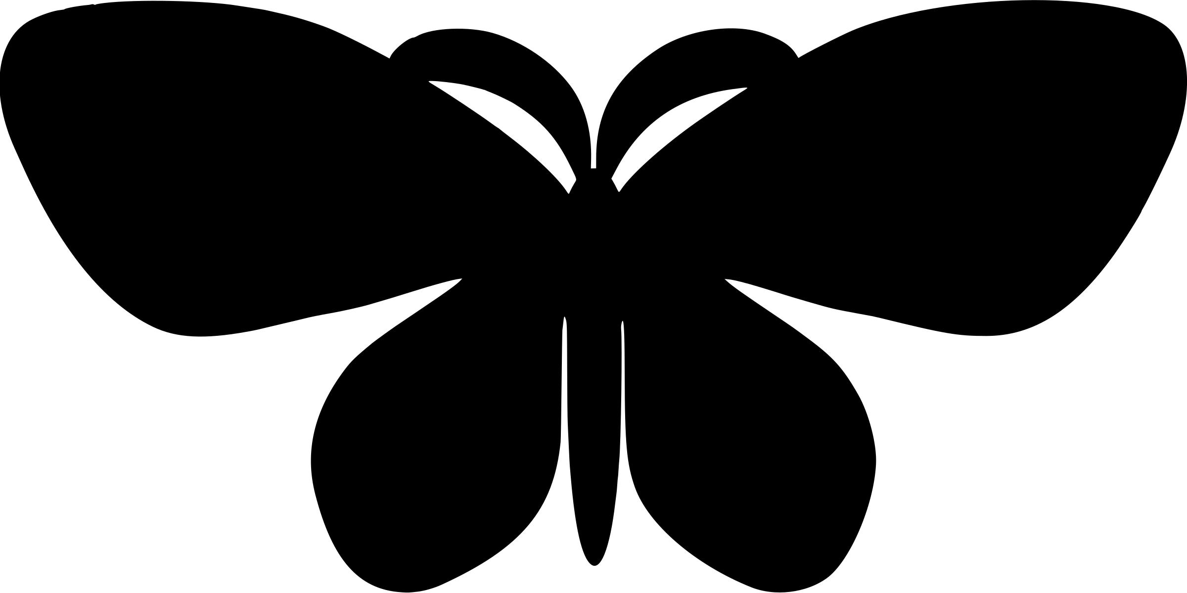 2400x1199 Free Butterfly Icons Png, Butterfly Images