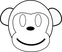 236x199 Cute Baby Cartoon Monkey Drawings