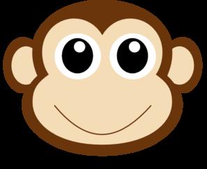 297x243 Monkey 1 Clip Art Cakes
