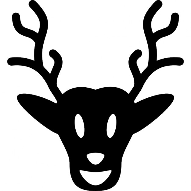 626x626 Moose Head Silhouette Icons Free Download