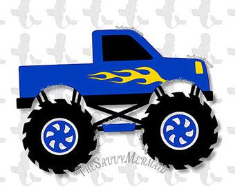 340x270 Monster Truck Etsy Studio