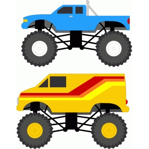 monster truck silhouette at getdrawings com free for personal use rh getdrawings com monster truck clip art free for birthdays monster truck tire clipart