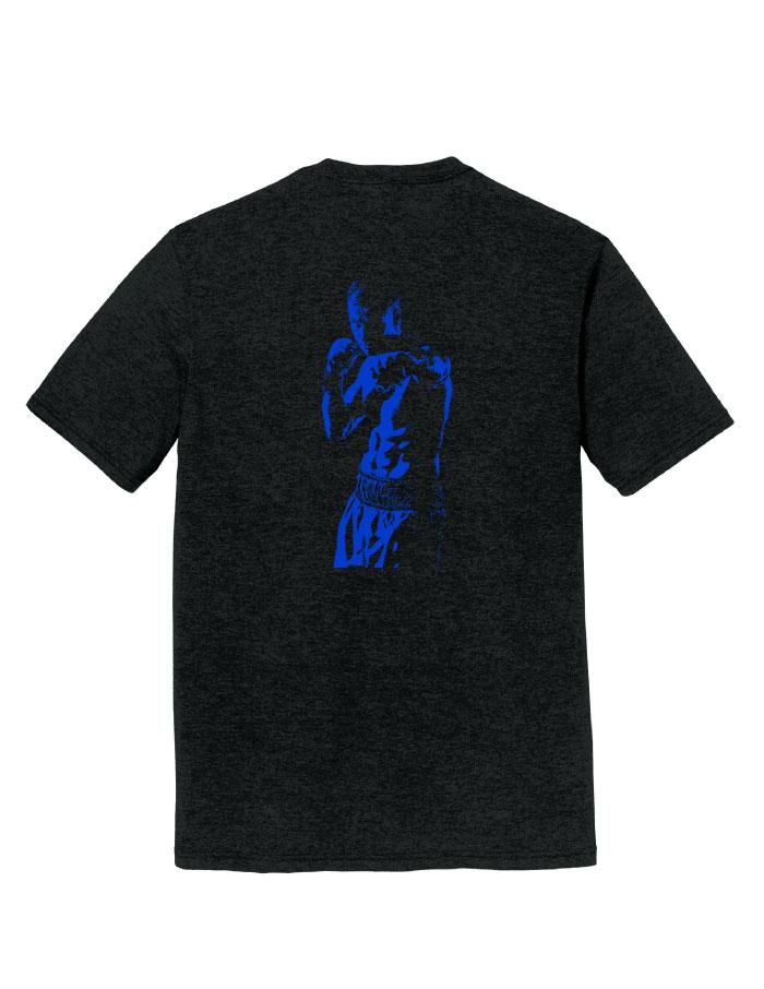 700x906 Montana Boxing Silhouette Tshirt Montana Boxing