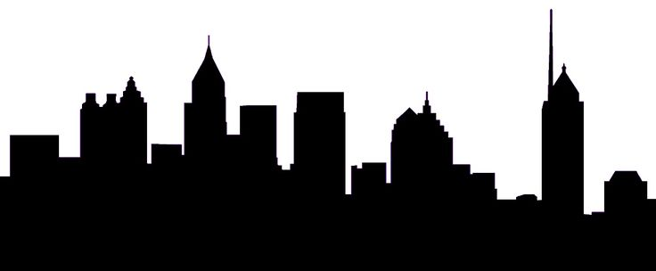 736x304 Skyline Clipart Atlanta Georgia Many Interesting Cliparts