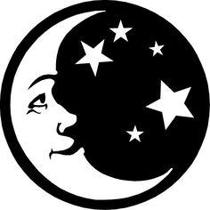 236x236 Sizzix Bigz Die By Tim Holtz, 5.5 By 6 Inch, Crescent Moon