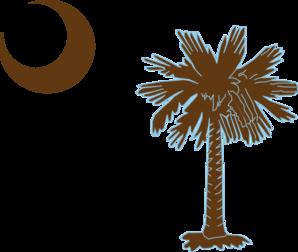 298x252 Sc Palmetto Tree Svg File Svg And Cricut Stuff