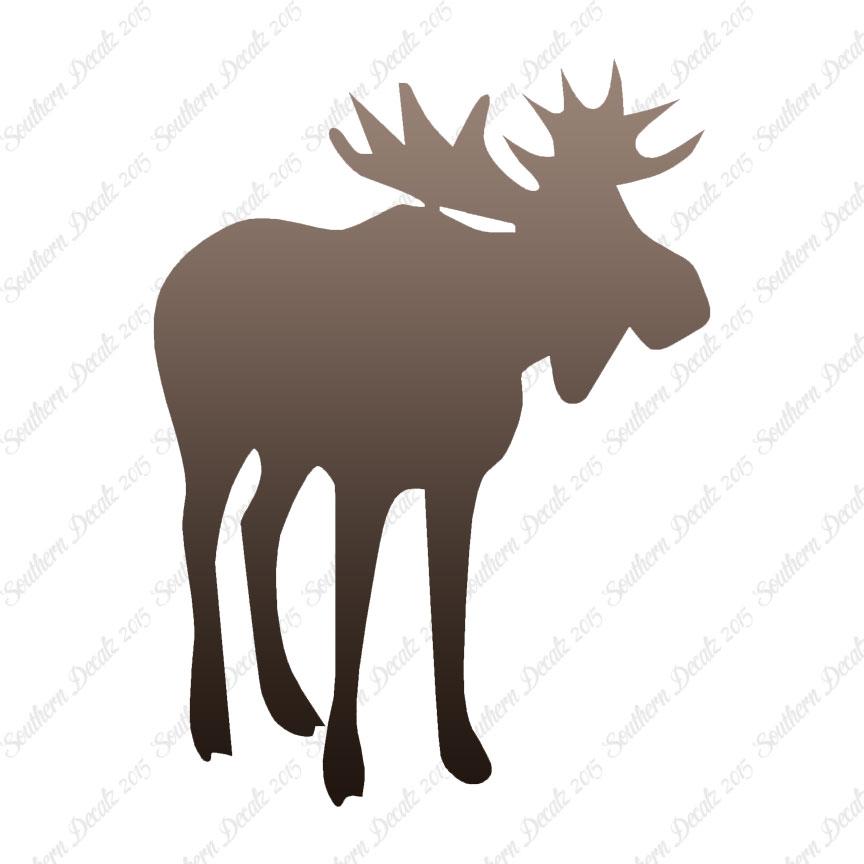 864x864 Moose Antler