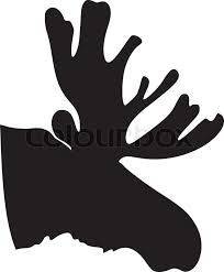 204x247 Image Result For Wildlife Silhouettes Patterns Moose