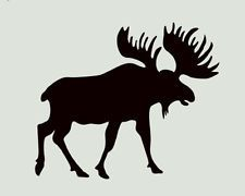 225x180 Mooses Silhouette Vector Moose Silhouettes, Moose