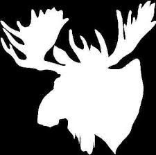 Moose Silhouette Free