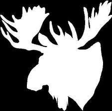 Moose Silhouette Free