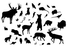 286x200 Moose Free Vector Art