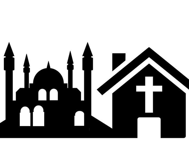 736x547 Mosque Clipart Church