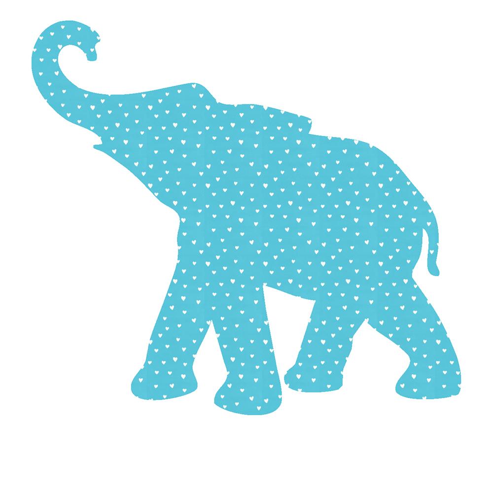 1000x1000 Elephant Wallpaper Silhouettes