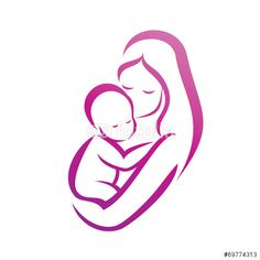 mother and baby silhouette clip art at getdrawings com free for rh getdrawings com mother and baby clipart mother and baby clipart images
