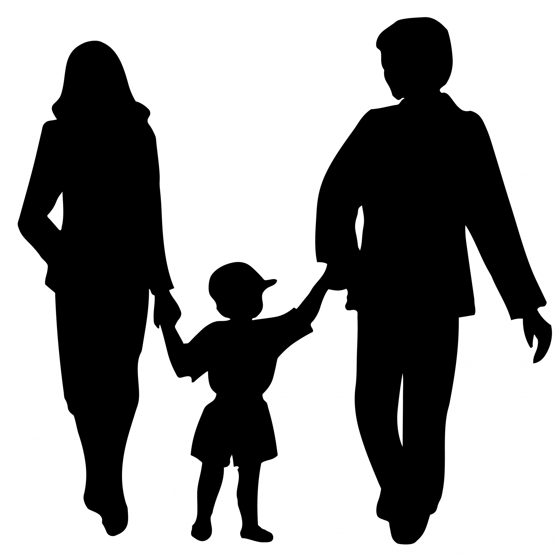 1920x1920 Family, Mother, Father, Child Free Stock Photo