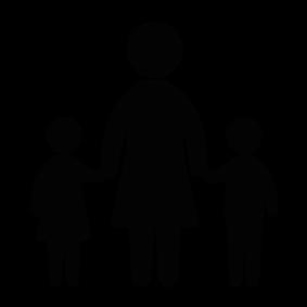 283x283 Family Silhouettes Silhouettes Of Family Free