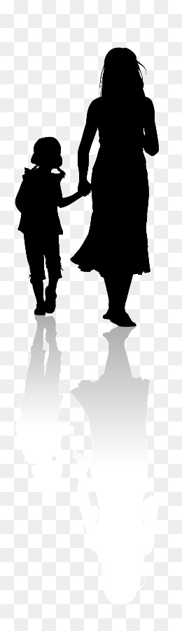 260x898 Mother Child Png Images Vectors And Psd Files Free Download