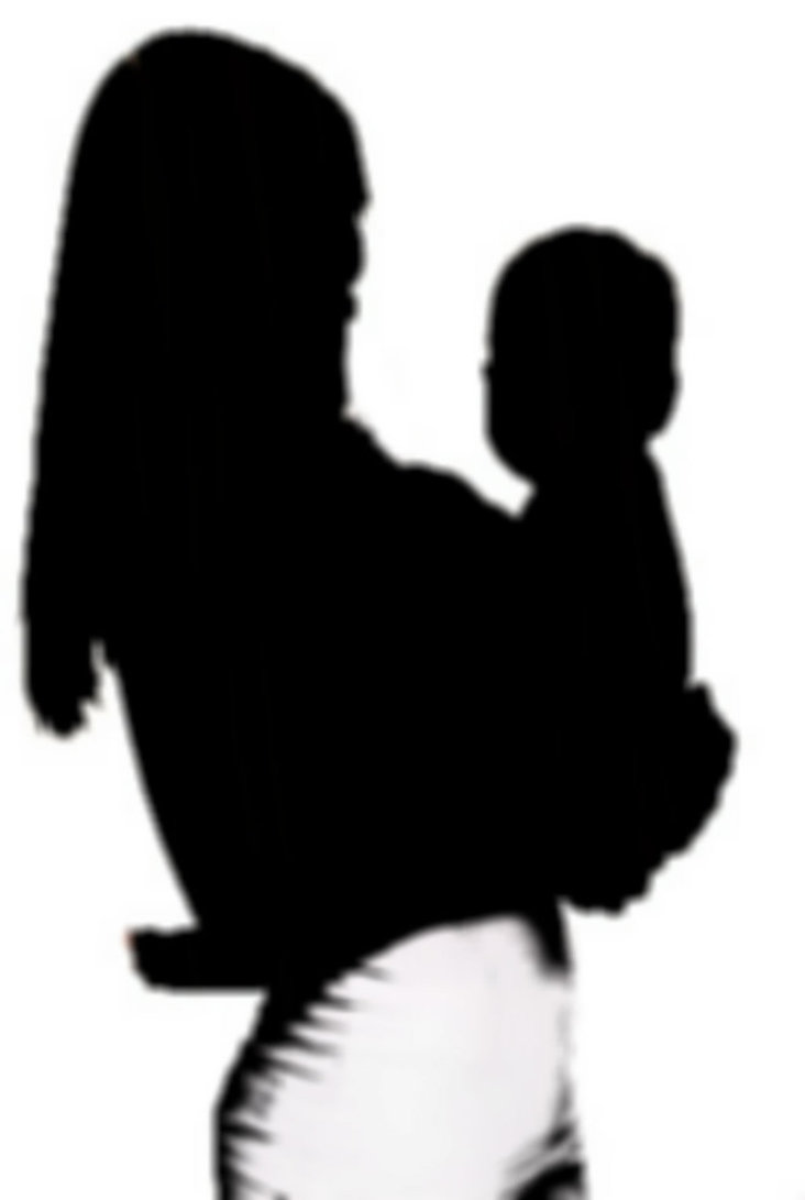 732x1091 Motherchild Silhouette By Jennajane