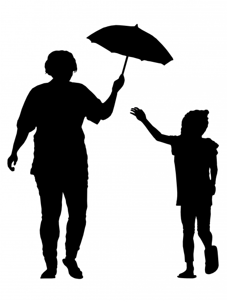 465x620 Morguefile Mother Amp Daughter With Umbrella Silhouette.jpg