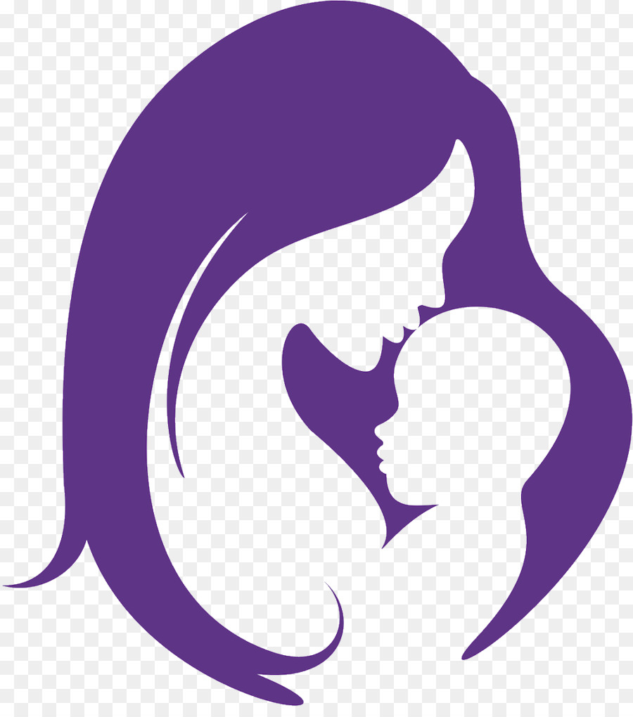 900x1020 Mother Child Infant Silhouette