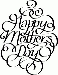 231x300 Happy Mother's Day