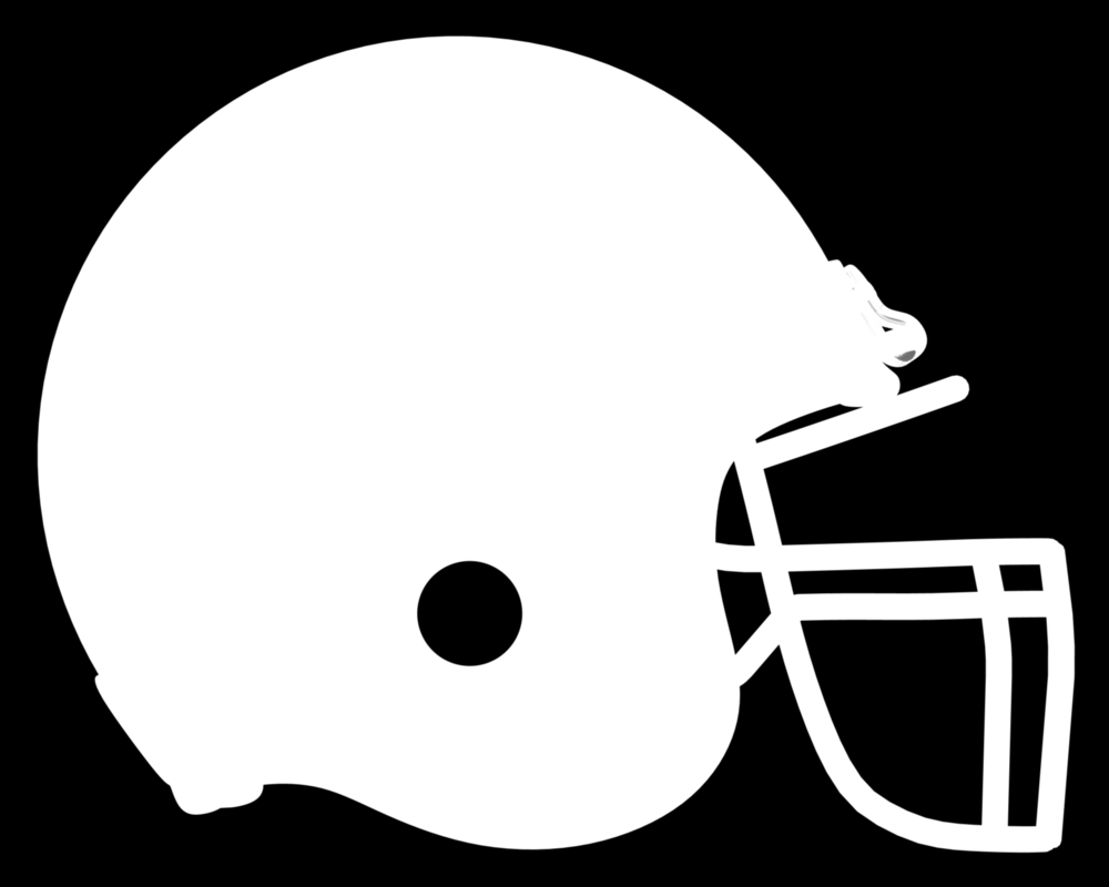 Motorcycle Helmet Silhouette