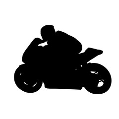 240x240 Motorcycle Man Silhouette Photos, Royalty Free Images, Graphics