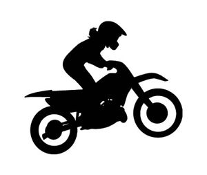 Motorcycle Racing Silhouette At Getdrawings Com Free For Personal