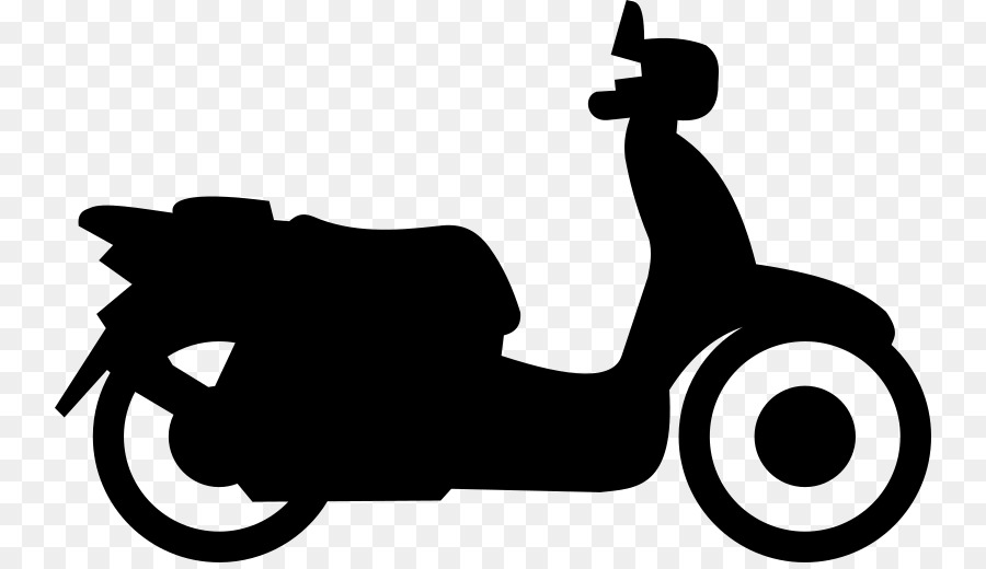 900x520 Scooter Motorcycle Moped Clip Art