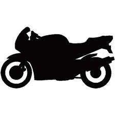 225x225 Men's Silhouette T Shirts, Custom Vinyl Shirt, Man, Motorcycle