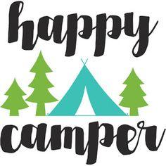 236x236 Happy Camper A Diy Sign Diy Signs, Happy Campers And Cricut