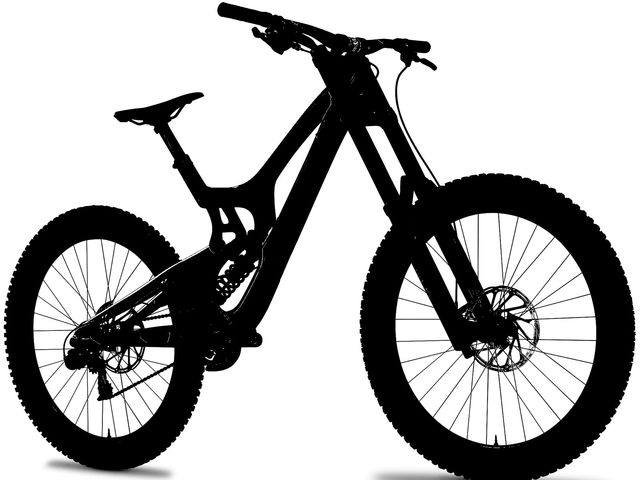 640x480 Can You Guess These Downhill Mountain Bikes From Their Silhouettes