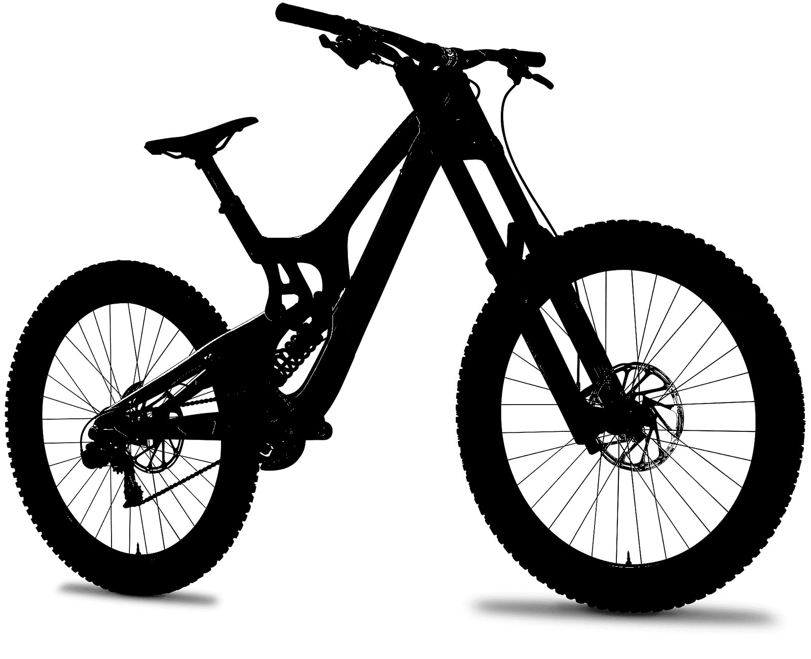 1600x1300 Guess The Downhill Bike Playbuzz
